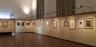 La sala espositiva dell'Accademia delle Arti e del Disegno a Firenze