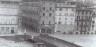 Ponte S. Trinita durante l'alluvione del '66 a Firenze