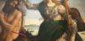 """Particolare di """"Pallade e il centauro"""" di Sandro Botticelli"""