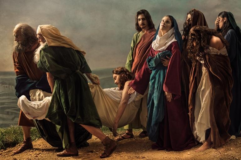 Trasporto di Cristo al Sepolcro - Foto di Leonardo Baldini