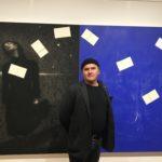 L'artista Omar Galliani, Tornabuoni Arte Firenze
