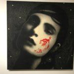 Opera di Omar Galliani - Tornabuoni Arte